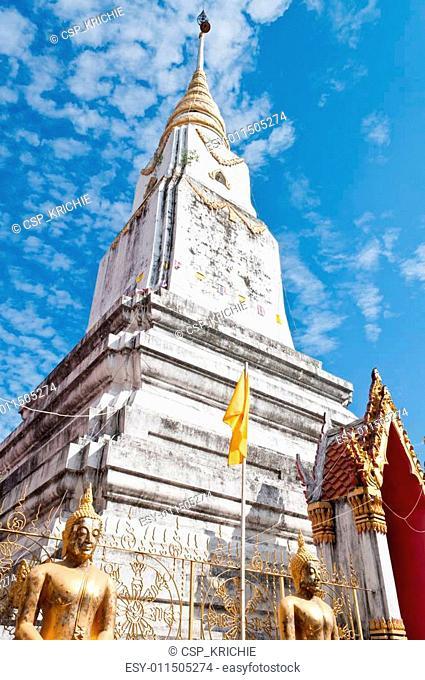 Phra Thart Mueng Phol at Khon Kaen, Thailand