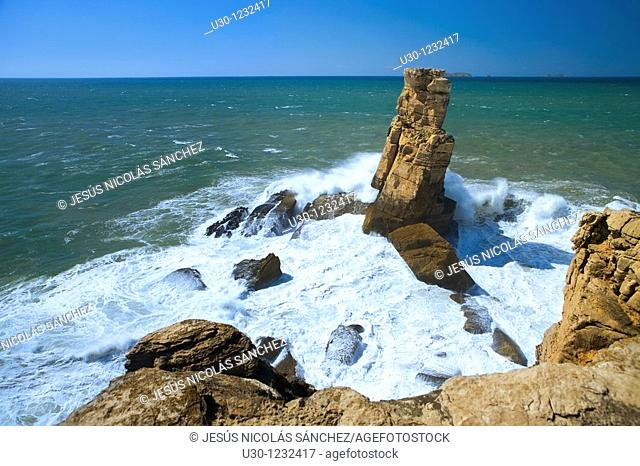 Cape Carvoeiro, Peniche  Leiria District  Portugal