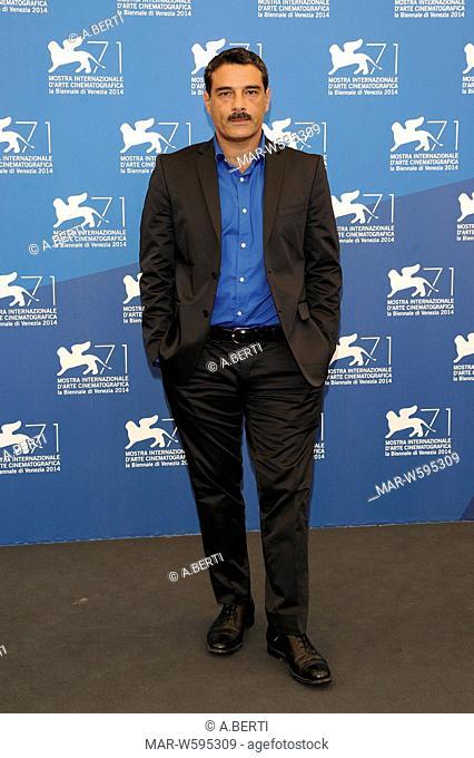 marco leonardi, 71th international venice film festival