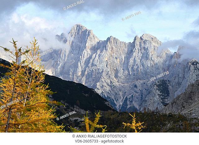 Slovenia. Julianos. Montañas Alps Gorenjska. Anxo Rial
