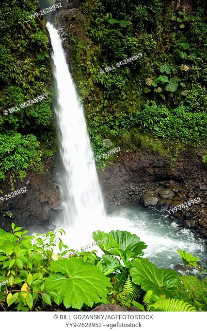 La Paz Waterfall - north of Alajuela, Costa Rica