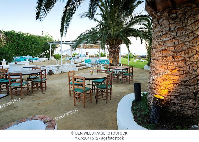 Restaurante La Venta del Tito. Tarifa, Costa de la Luz, Cadiz, Andalusia, Spain