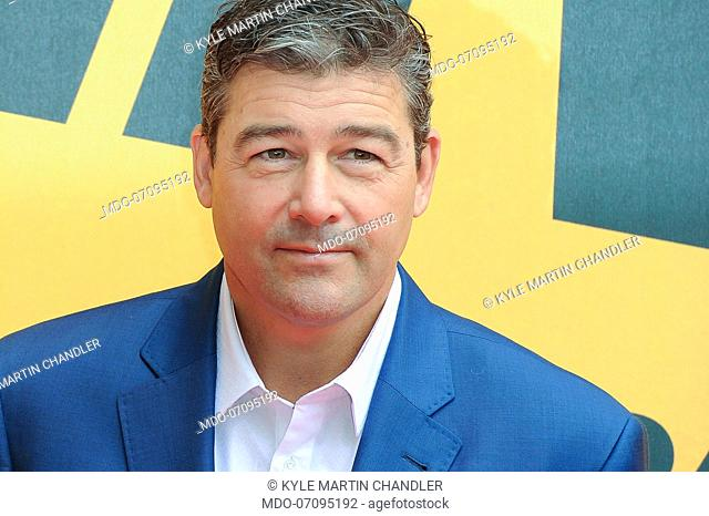 American actor Kyle Martin Chandler attends the Sky TV series Catch-22 photocall. Rome (Italy), May 13th, 2019
