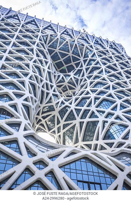 China , Macao City, Taipa District, City of Dreams Casino