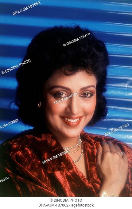 1983, Portrait of Hema Malini