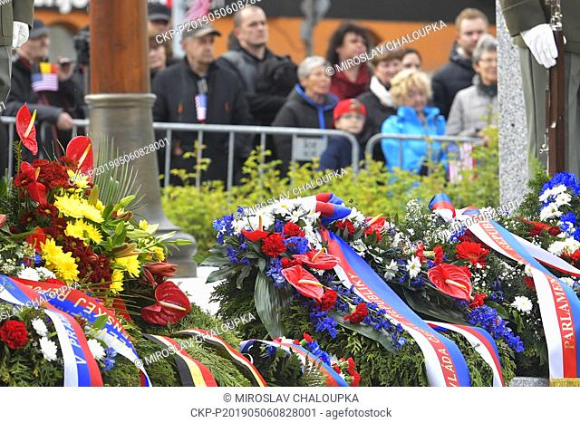 The four-day Liberation Festival in Plzen, marking the 74th anniversary of the liberation of this town by the U.S. and its allies