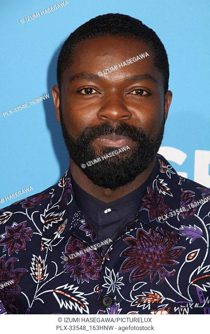 "David Oyelowo 03/06/2018 The World Premiere of """"Gringo"""" held at L.A. Live Regal Cinemas in Los Angeles, CA Photo by Izumi Hasegawa / HNW / PictureLux"