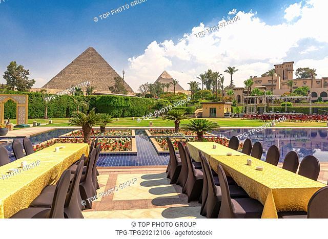 Pyramid; Cairo;Egypt; Africa