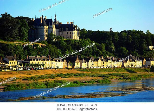 France, Loire Valley, Loir-et-Cher, Loire River, Château de Chaumont, Chaumont sur Loire
