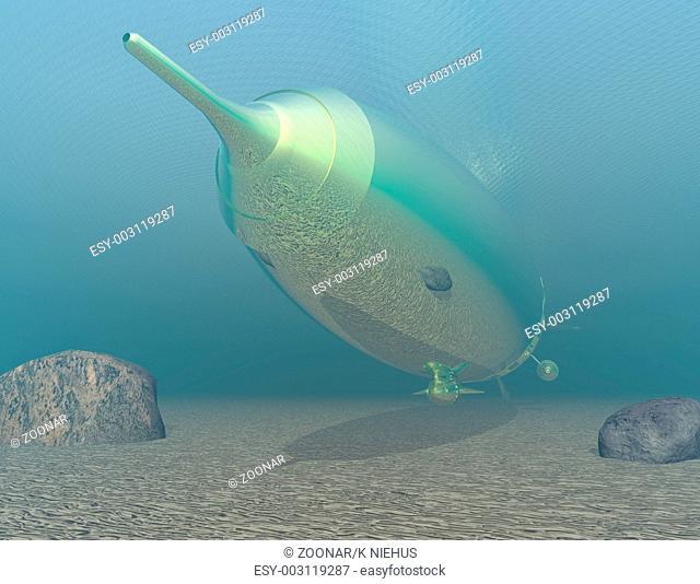Unterwasser - Submarine