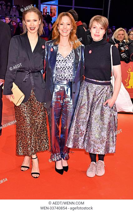 Grand Opening 68th International Film Festival Berlinale with the premiere of 'Isle of Dogs -- Ataris Reise' at Berlinale-Palast on Potsdamer Platz Featuring:...