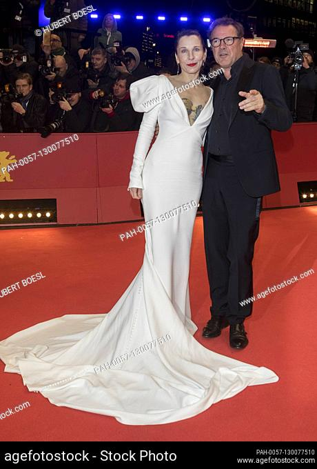 Meret Becker And Sebastian Koch Attend The Premiere Of My Salinger Year During The Opening Night Stock Photo Picture And Rights Managed Image Pic Pah 0057 130077510 Agefotostock