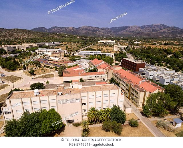 Universidad De Las Islas Baleares Stock Photos And Images Age