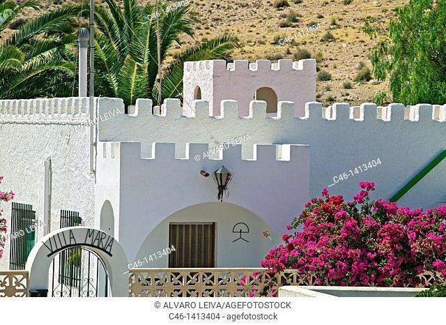 House in Las Negras, Cabo de Gata  Almeri'a province, Spain