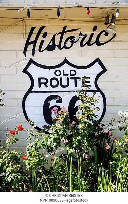 Holbrook, Historic Route 66, Navajo County, Arizona, USA