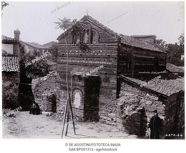 Church of St Basil, Arta, Greece, ca 1910