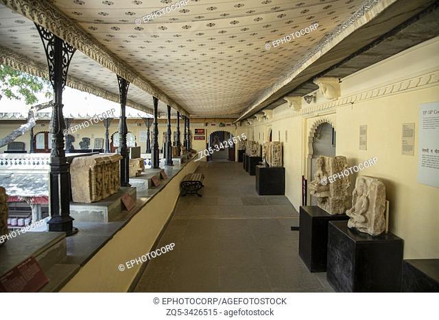 City palace Museum Passage, Udaipur, Rajathan, India