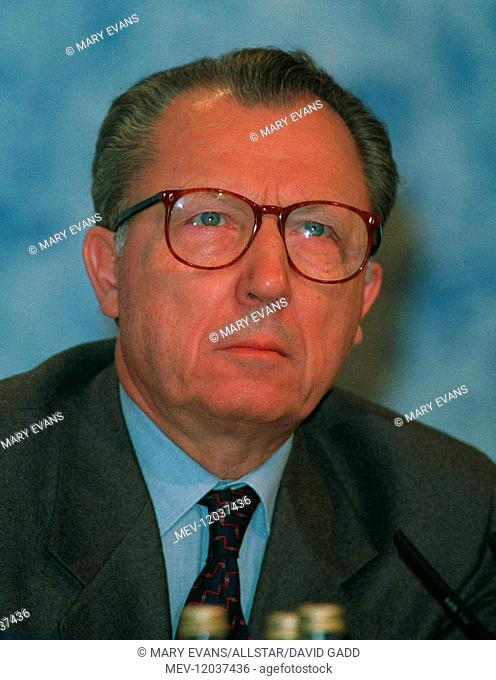 Jacques Delors President, European Commission 19 October 1992