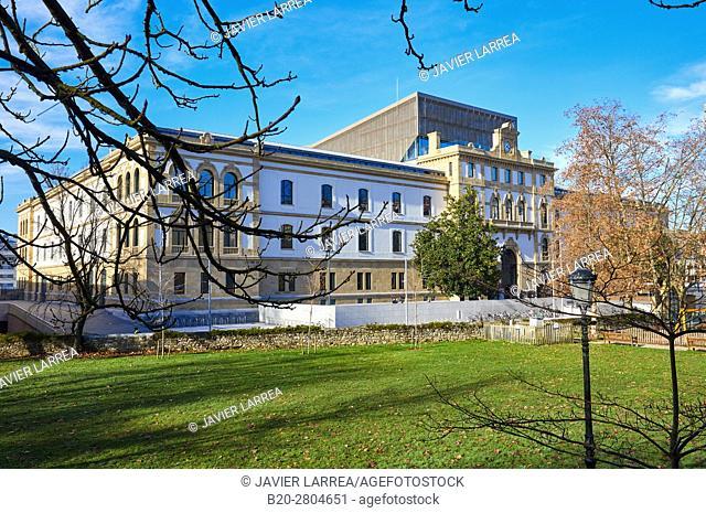Tabakalera, International Centre for Contemporary Culture, Donostia, San Sebastian, Gipuzkoa, Basque Country, Spain, Europe