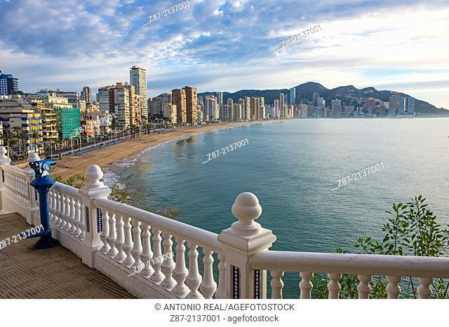 Benidorm, Alicante province, Comunidad Valenciana, Spain