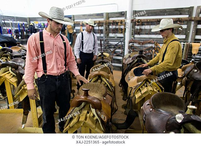 horse saddle shop in canada
