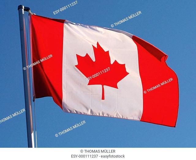 Kanada-Fahne