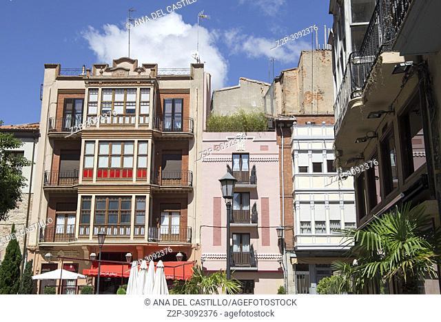 Zamora monumental town in Castile Leon, Spain