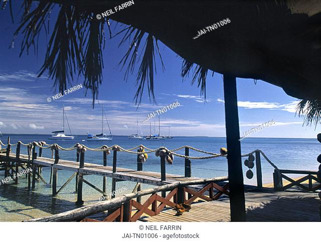 Pangaimotu resort, Nuku'alofa, Tongatapu, Tonga