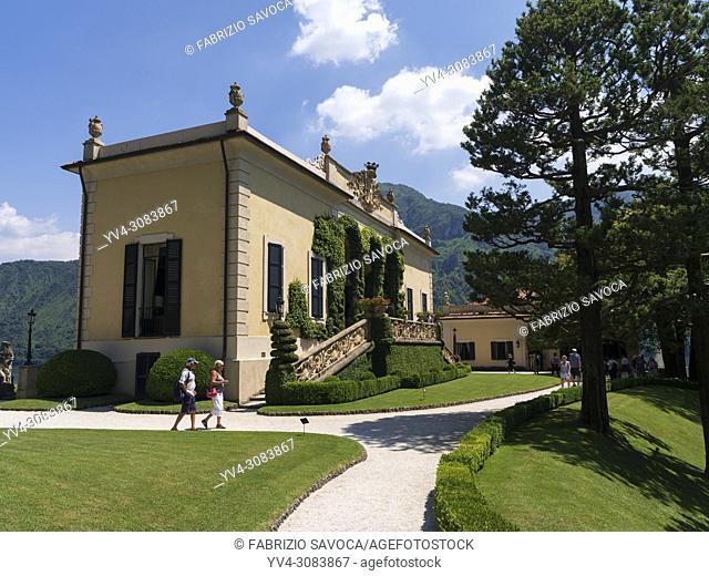 The Villa del Balbianello is a villa in the comune of Lenno, province of Como, overlooking Lake Como. It is located on a small peninsula on the western shore of...