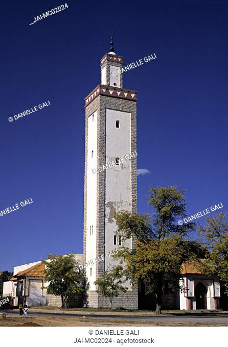 The Mosque, Ifrane, Nr. Fez, Morocco