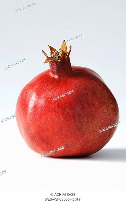 Pomegranate, close-up