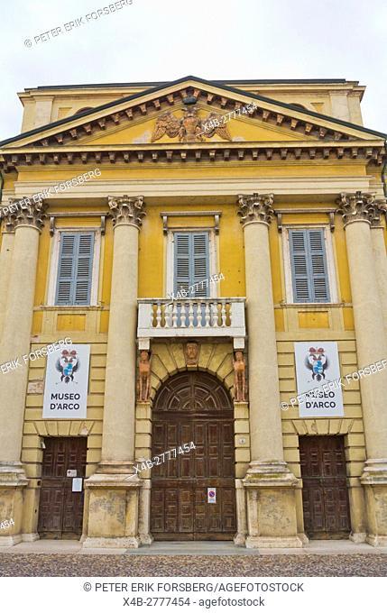 Museo d'Arco, Mantua, Lombardy, Italy
