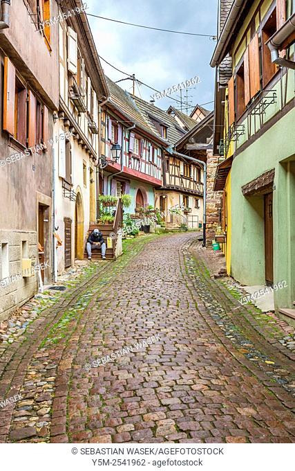 Eguisheim, Haut-Rhin, Alsace, France, Europe