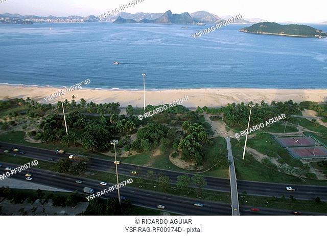 Aterro, Coast, Rio de Janeiro, Brazil
