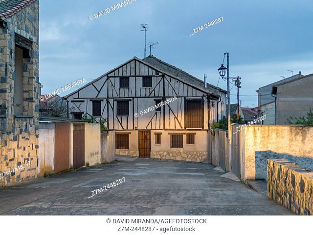 Turégano. Segovia province. Castile-Leon. Spain
