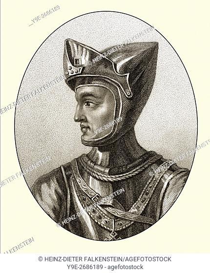 Henry of Grosmont, 1st Duke of Lancaster, 4th Earl of Leicester and Lancaster, c. 1310-1361