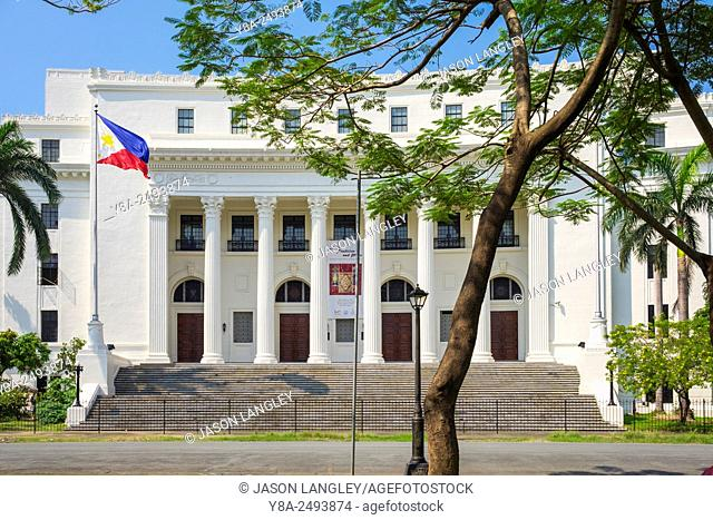 Museum of the Filipino People (Filipino: Museo ng Lahing Pilipino) in Rizal Park, Ermita, Manila, National Capital Region, Philippines