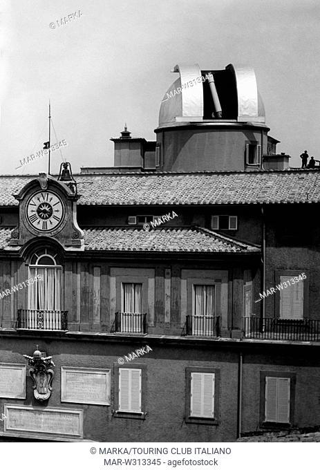 palazzo pontificio, castel gandolfo, 1930-40 // palazzo pontificio, castel gandolfo, 1930-40