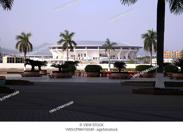 Guangzhou Baseball Field,Guangdong,China