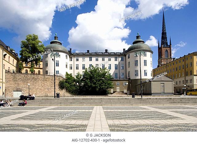 Wrangel Palace, Stockholm