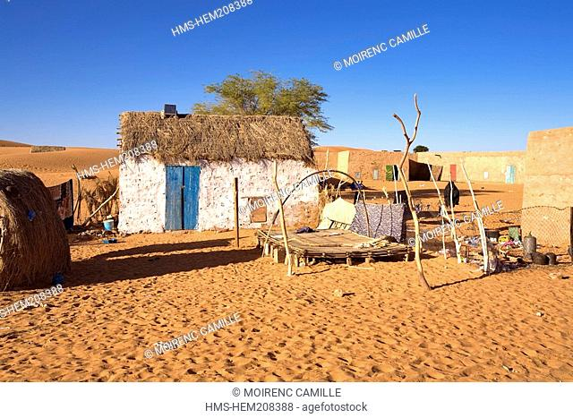 Mauritania, Adrar, Chinguetti area, Enetekeme Kemete
