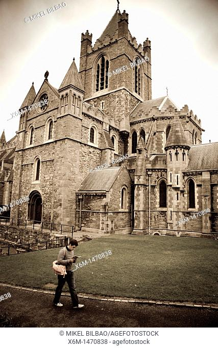 St Patrick's Cathedral  Dublin  Ireland