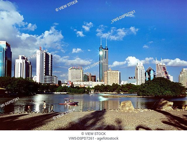 Cityscape,Shenzhen,China