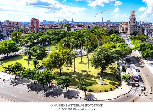 Syline of Havana, Republic of Cuba, Caribbean, Central America