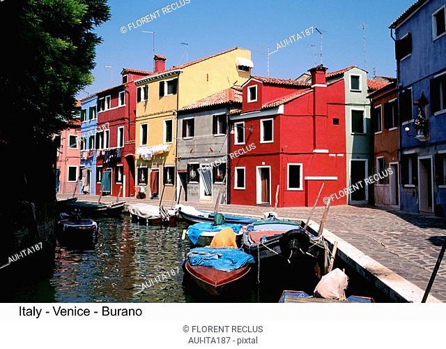 Italy - Venice - Burano
