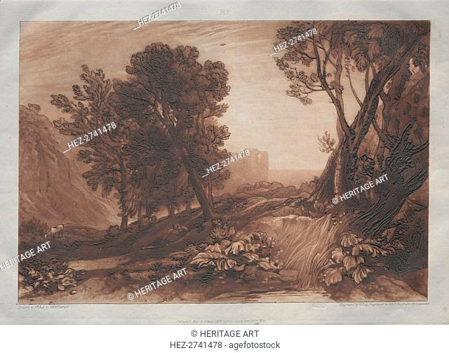Solitude. Creator: Joseph Mallord William Turner (British, 1775-1851)