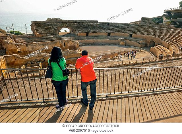 -Amphitheater- Tarragona, Catalonia, Spain