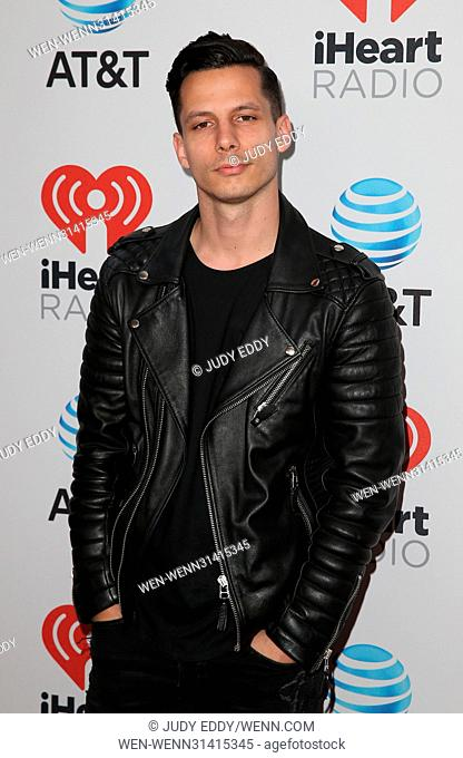 2017 iHeart Country Festival at Frank Erwin Center in Austin - Arrivals Featuring: Devin Dawson Where: Austin, Texas, United States When: 06 May 2017 Credit:...