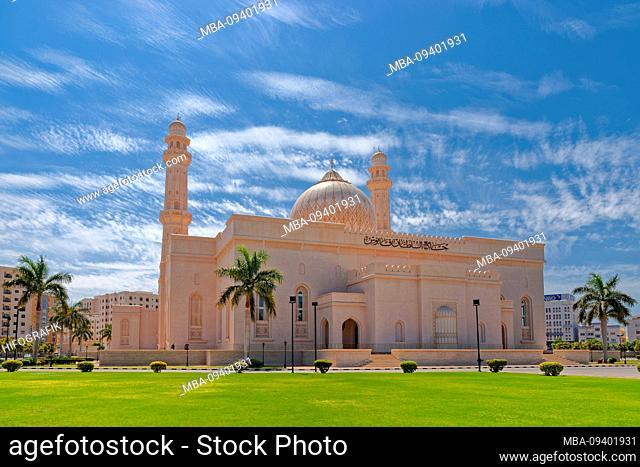 Oman, Sultan Qaboos Mosque, Salalah
