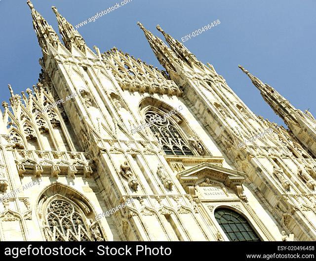 Duomo di Milano - Milan cathedral
